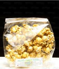 edible marijuna popcorn
