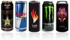 energy drinks