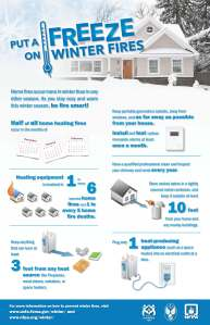 Winter Freeze infographic