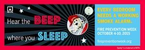 Beep Where you Sleep